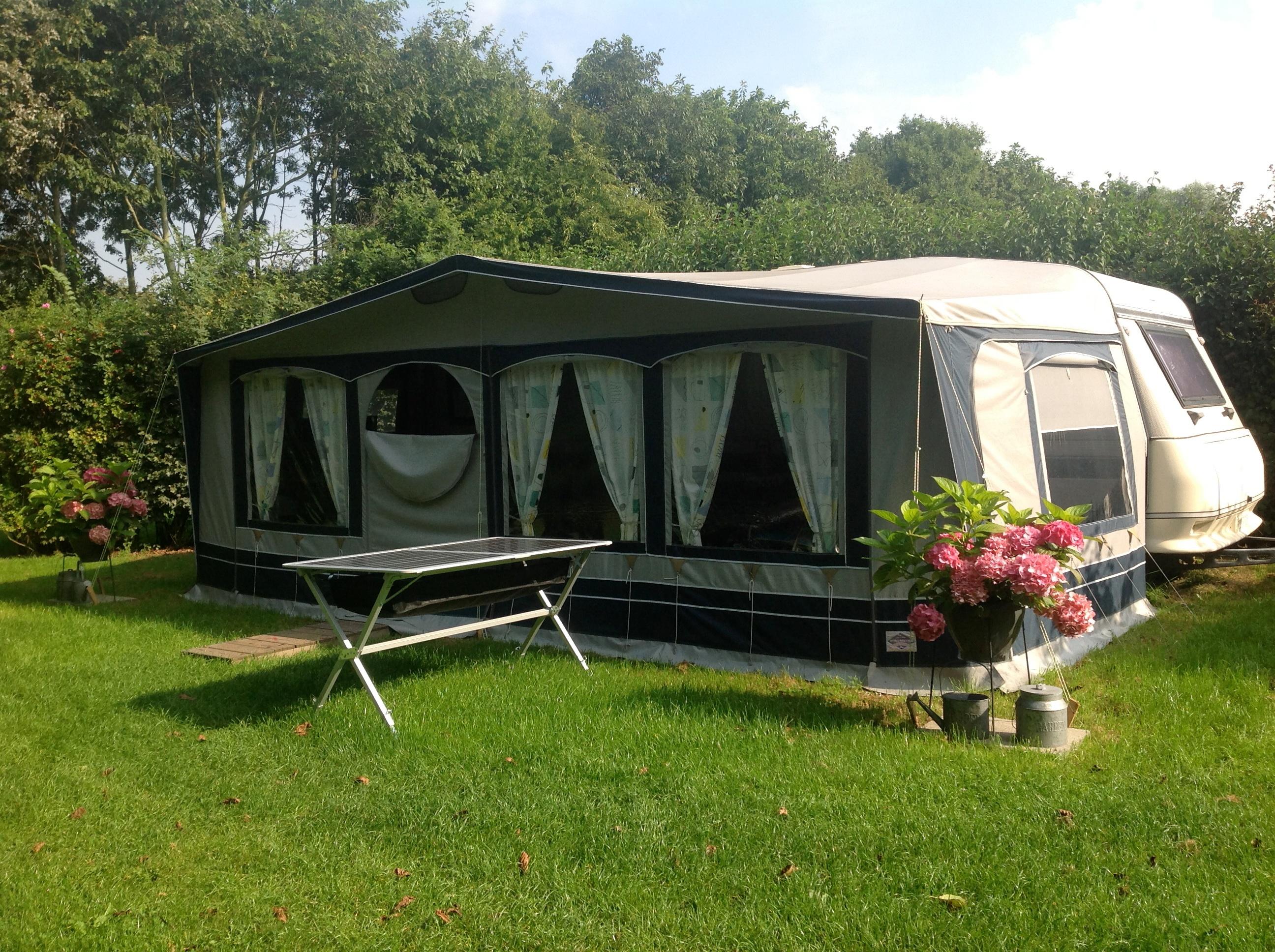 Informatie caravan mini camping duno - Caravan ingericht ...